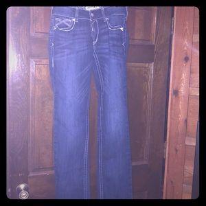 Ariat jeans size 30 L